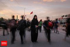 مرز مهران برای بازگشت تا روز اربعین بسته است