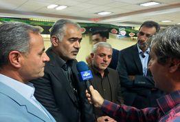 ورزشگاه اسلامشهر تا پایان سال جاری به بهره برداری خواهد رسید