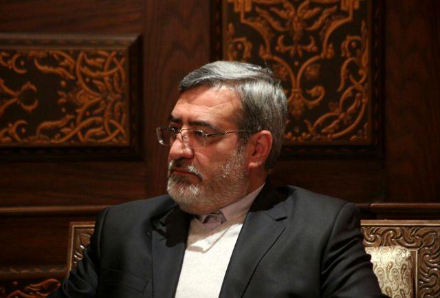 وزیر کشور با سرلشکر علی مملوک رئیس دفتر امنیت ملی سوریه دیدار کرد