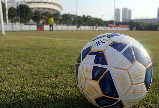 برگزاری دوره مربیگری درجه A کنفدراسیون فوتبال آسیا