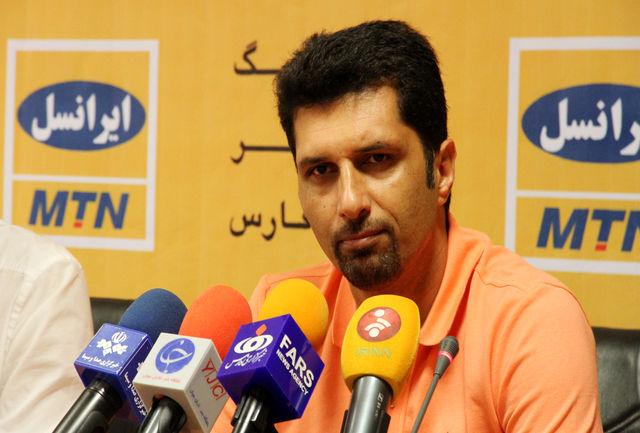 حسینی: برابر پرسپولیس که هفته ها نباخته بازی سختی داریم