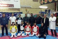 سرپرست اداره کل ورزش و جوانان استان قزوین از اردوی تیم ملی کاراته امید بازدید کرد