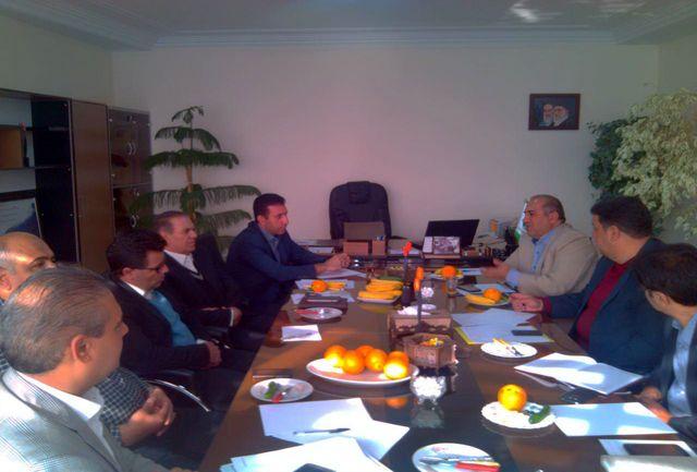 اولین جلسه هماهنگی ستاد محیط زیست شهرستان قدس