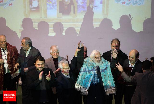 تجلیل یونسکو از «پهلوان سینمای ایران»