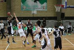 دومین شکست تیم بسکتبال شهرداری اراک مقابل دانشگاه آزاد رقم خورد