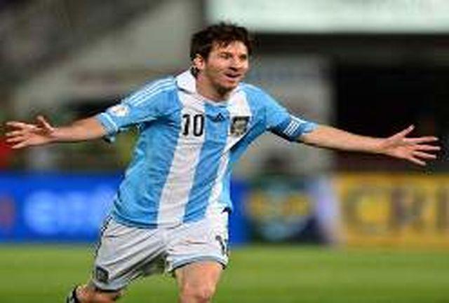 آرژانتین و کلمبیا حریفان خود را شکست دادند