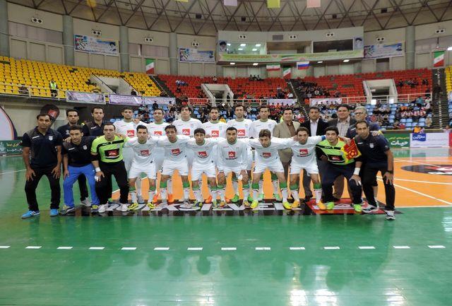 20 بازیکن  به اردوی تیم ملی فوتسال دعوت شدند