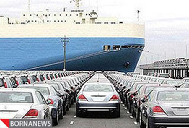 جولان خودروهای وارداتی در خیابانهای ایرانی