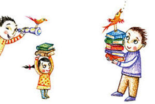 110 هزار کتاب کودک برای اهدا به کتابخانه های روستایی آماده  شد