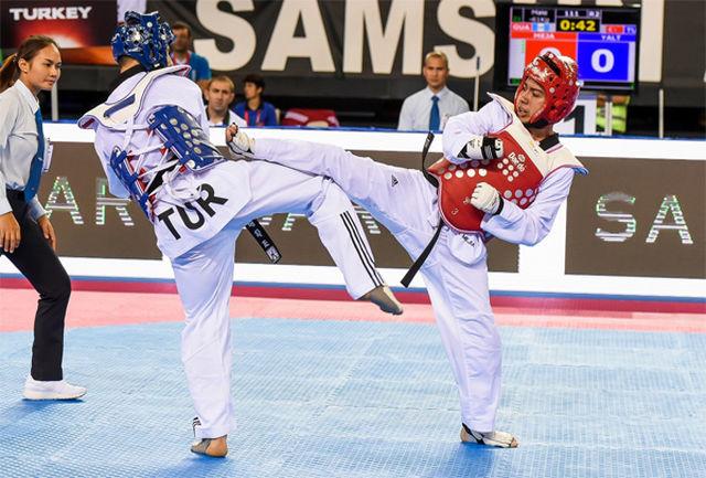 لندن، میزبان مسابقات قهرمانی جهان پاراتکواندو