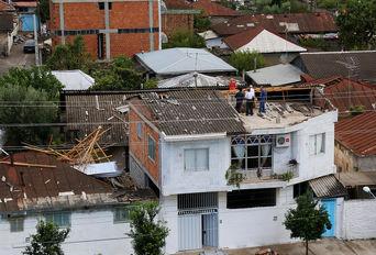 یک روز پس از طوفان مازندران