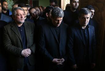مجلس گرامیداشت مرحوم آیت الله هاشمی رفسنجانی در دانشگاه علوم تحقیقات-2