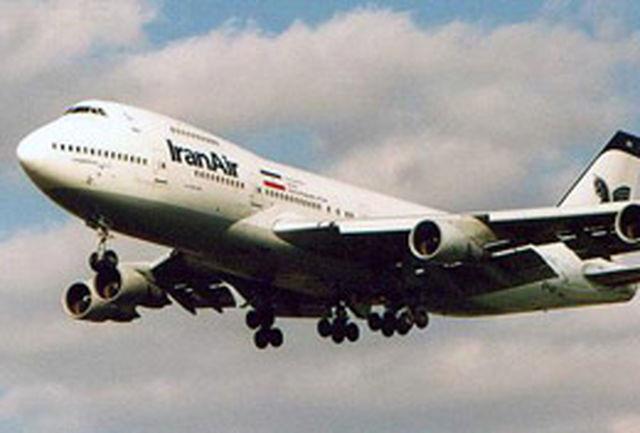 لغو 17 پرواز و آخرین وضعیت پروازهای داخلی و خارجی ایران ایر