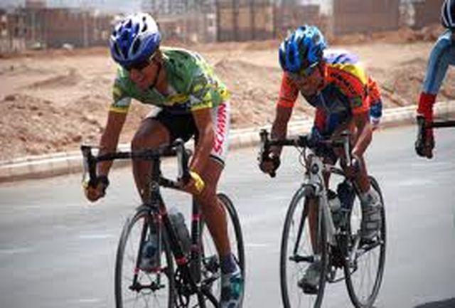 درخشش پیشکسوتان خراسانی در مسابقات دوچرخهسواری قهرمانی کشور