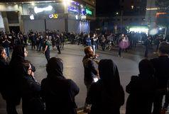 مراسم تاسوعا ی حسینی بوشهر/ ببینید