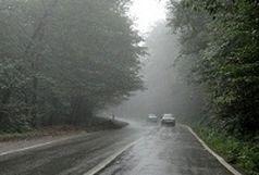 بارش پراکنده در 7 استان کشور