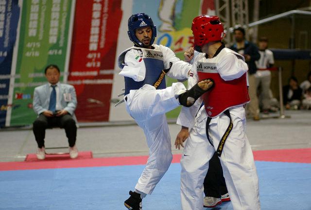 تیم پاراتکواندو با 6 ورزشکار در مسابقات آیواز شرکت میکند