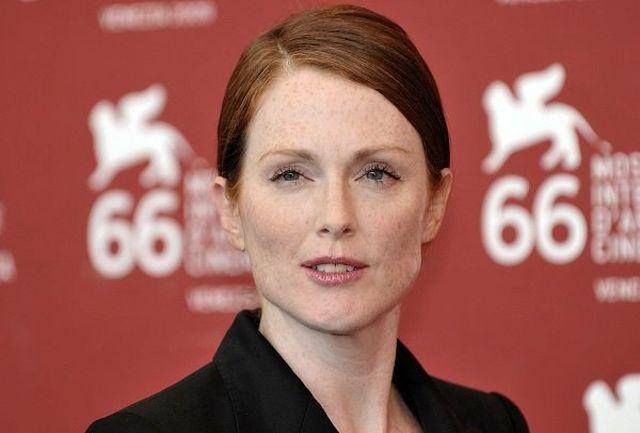 تجلیل از یک بازیگر زن سینما در جشنواره فیلم ونیز