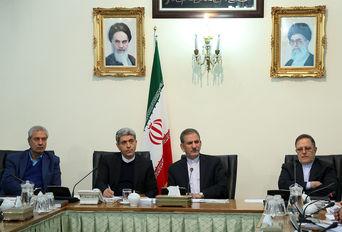 جلسه شورای عالی اجرای سیاست کلی اصل چهل و چهار قانون اساسی
