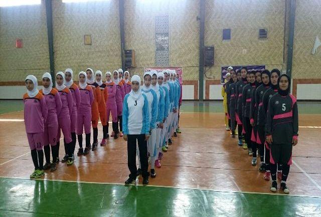 برگزاری مسابقات قهرمانی کشور فوتسال در رده سنی نوجوانان