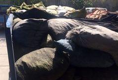 هشدار جدی به متخلفان و قاچاقچیان زغال/کشف وضبط 500 کیلو گرم زغال غیر مجاز بلوط در الیگودرز