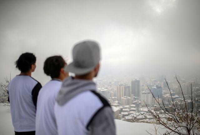 تهران از فردا میزبان برف و باران خواهد بود