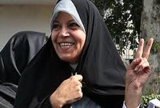 سفر فائزه هاشمی به گچساران قطعی شد