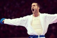 مهدی زاده در ترکیب تیم ستارگان کاراته جهان