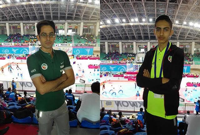 هوگوپوش کرمانشاهی به اولین مرحله اردوی تیم ملی دعوت شد