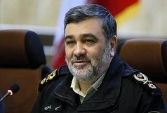 تاکید سردار اشتری بر تعامل قوه قضاییه و پلیس