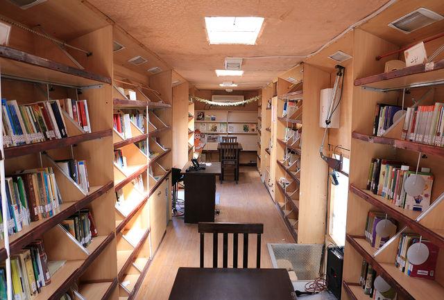 رونمایی بخش استانشناسی در 9 کتابخانه نهاوند