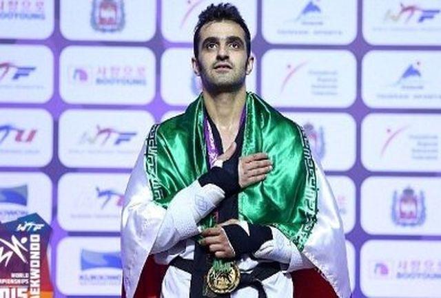 اگر المپیکی نشوم، زندگی به اتمام نخواهد رسید/ طلای روسیه برایم ارزشمند بود