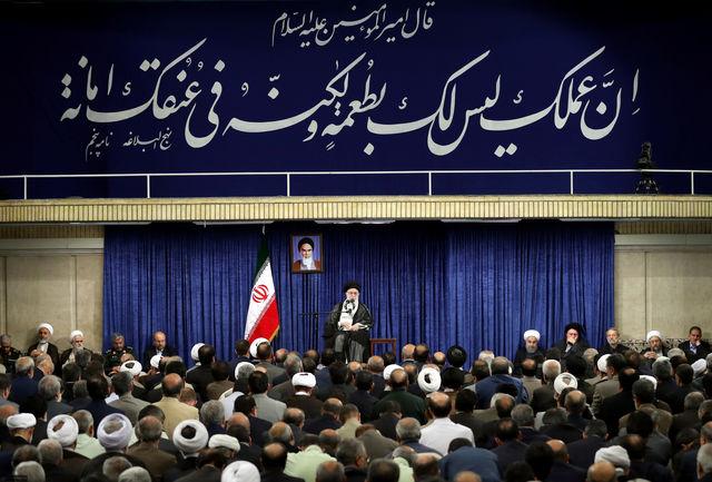فرمان ویژه رهبری به روحانی درباره اجرای قانون اساسی