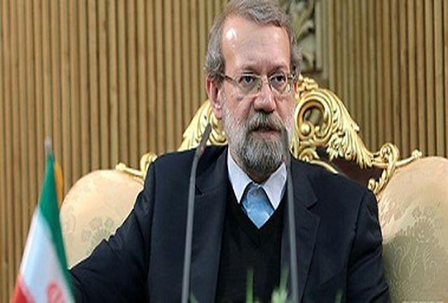 لاریجانی با رئیس جمهور و رییس مجلس پاکستان دیدار و گفتگو خواهد کرد