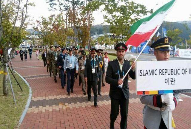 نظامیان ایران در المپیک سیزم با کسب 28 مدال به کار خود پایان دادند
