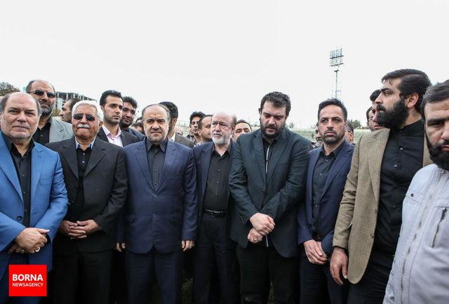 سلطانیفر: پورحیدری در ورزش ایران درخشید