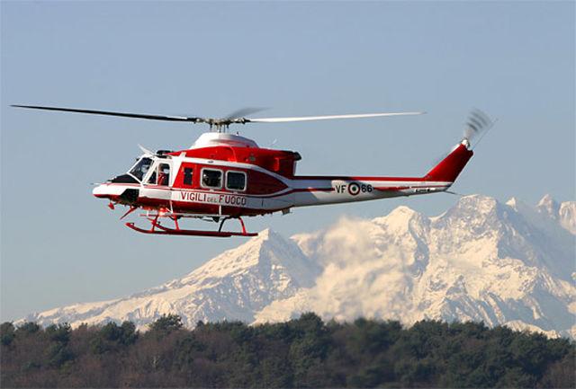 استقرار دائمی بالگرد پیشرفته امداد هوایی در گیلان