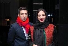 آقای بازیگر و همسرش در نمایشی از کوشک جلالی