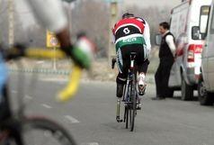 دو دوچرخه سوار به مسابقات قهرمانی آسیا اعزام می شوند