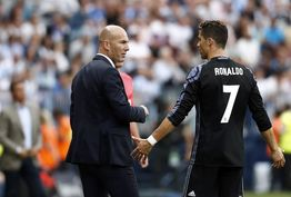 زیدان پادشاه جدید اسپانیا/ جام مدرن در دستان مرد مدرن