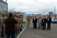 استاندار آذربایجان شرقی از پاسگاههای مرزی استان بازدید کرد