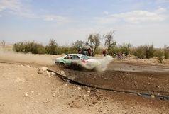 تغییر ناگهانی محل شروع مسابقه رالی شیراز