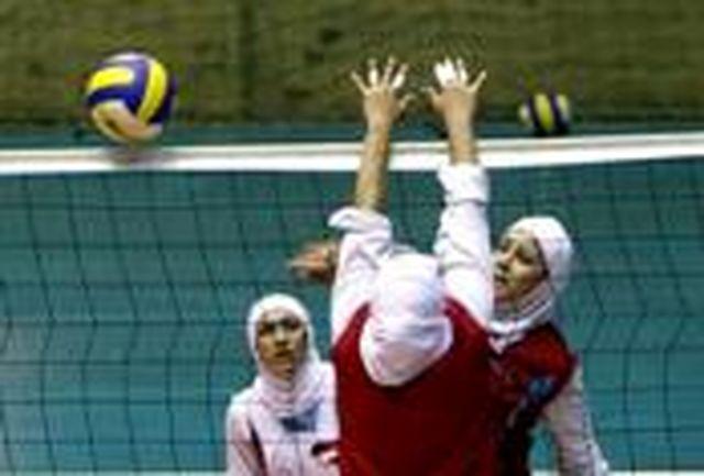 اطلاعیه سازمان لیگ فدراسیون والیبال در خصوص لیگ دسته یک بانوان