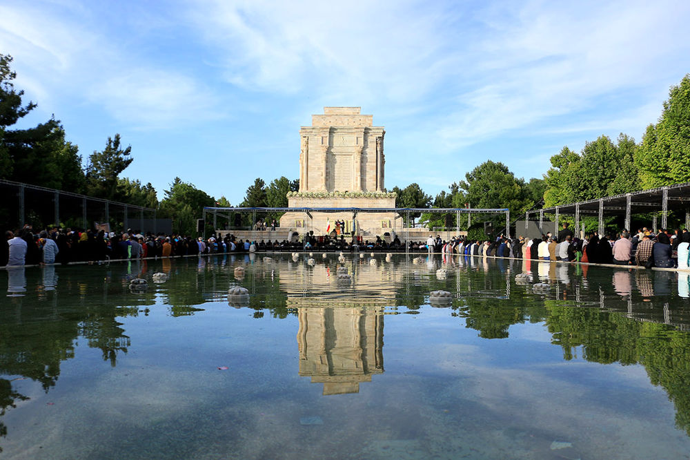 گزارش تصویری/آئین بزرگداشت روز ملی فردوسی با حضور معاون اول رئیس جمهور