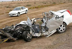 2500 کشته و زخمی تصادفات جاده ای سیستان و بلوچستان در 4 ماه
