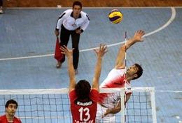پنجمین شکست تیم والیبال شهرداری ارومیه رقم خورد