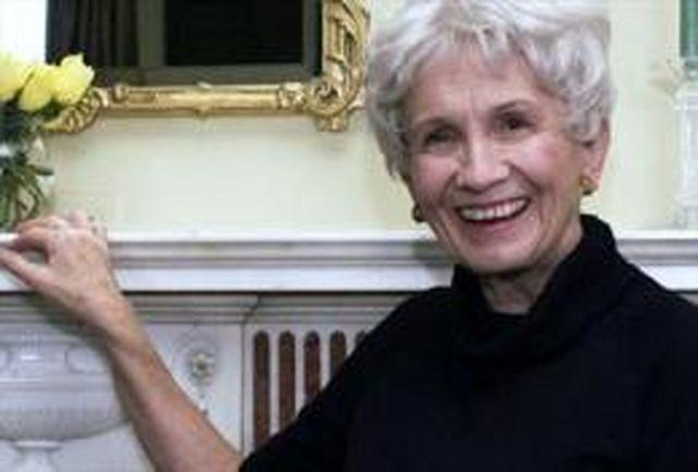 نوبل ادبیات 2013 در دستان «آلیس مونرو»
