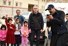 مجری محبوب کودکان درباره زلزله زدهگان غرب چه گفت