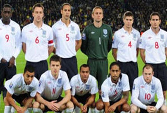 دو بازیکن جدید به تیم ملی انگلیس دعوت شدند