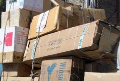 کشف ۵ انبار بزرگ تبلت قاچاق در تهران